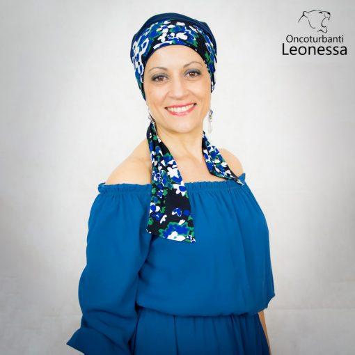 oncoturbanti-leonessa-bandane-turbanti-chemio-cancro-alyssia-blu-chiaro