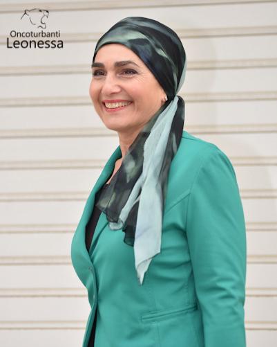 oncoturbanti-leonessa-bandane-turbanti-chemio-cancro-caroline-smeraldo