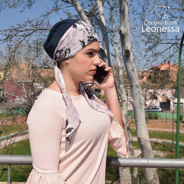 oncoturbanti-leonessa-bandane-turbanti-chemio-cancro-luna-chiaro