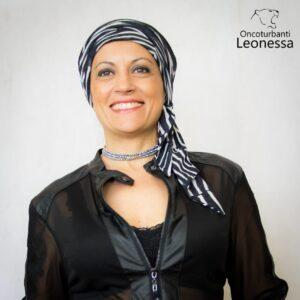 oncoturbanti-leonessa-bandane-turbanti-chemio-cancro-luna-zebra