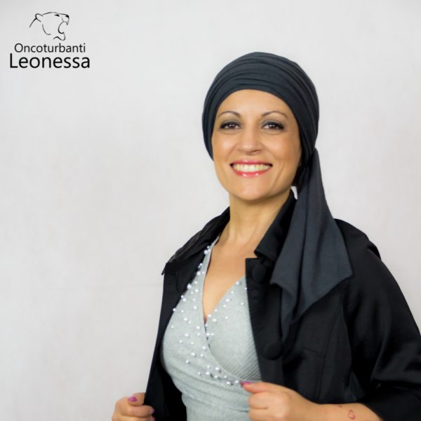 oncoturbanti-leonessa-bandane-turbanti-chemio-cancro-nabel-grigio