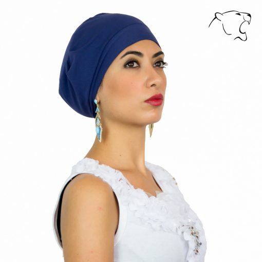 oncoturbanti-leonessa-baschetto-blu
