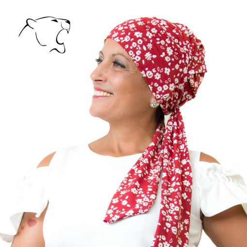 turbante-chemio-oncoturbanti-leonessa-annabel-rosso-bianco-01