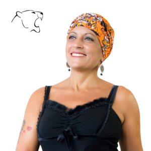 turbante-chemio-oncoturbanti-leonessa-sousse-arancio-02
